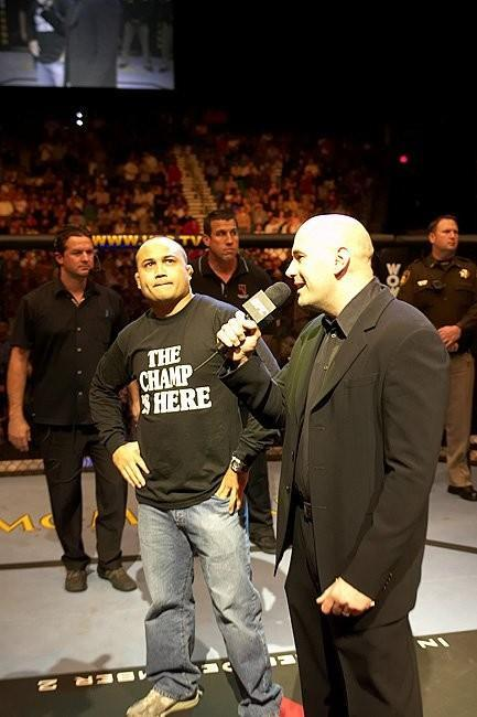 UFC 56 BJ Penn is Back