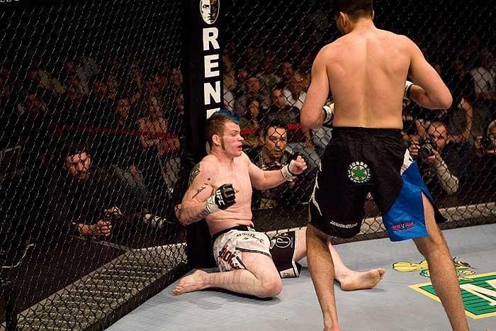 UFC 69: Shootout Josh Haynes vs. Luke Cummo