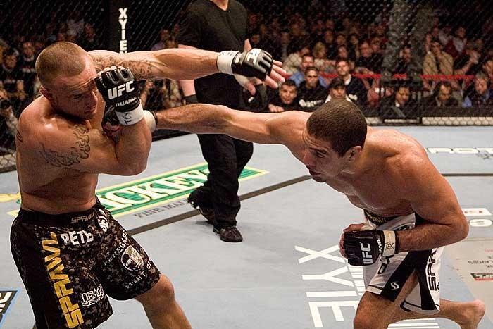 UFC 69: Shootout Thales Leites vs. Pete Sell