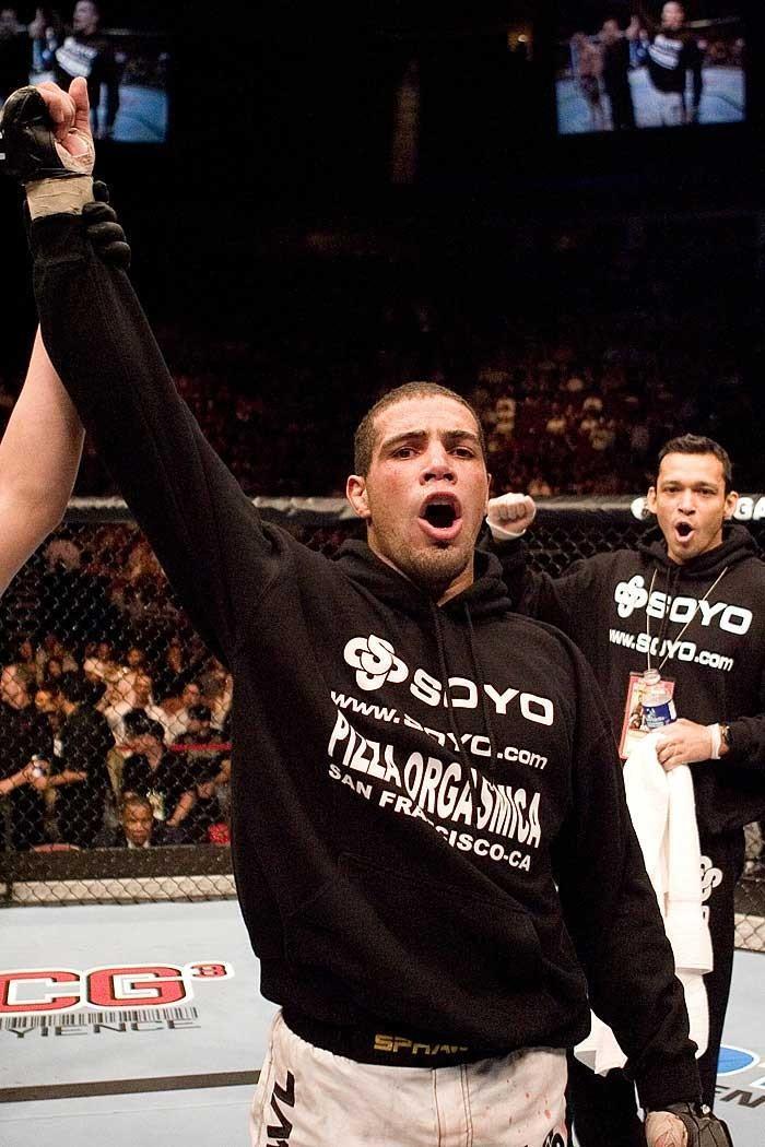 UFC 69: Shootout Thales Leites