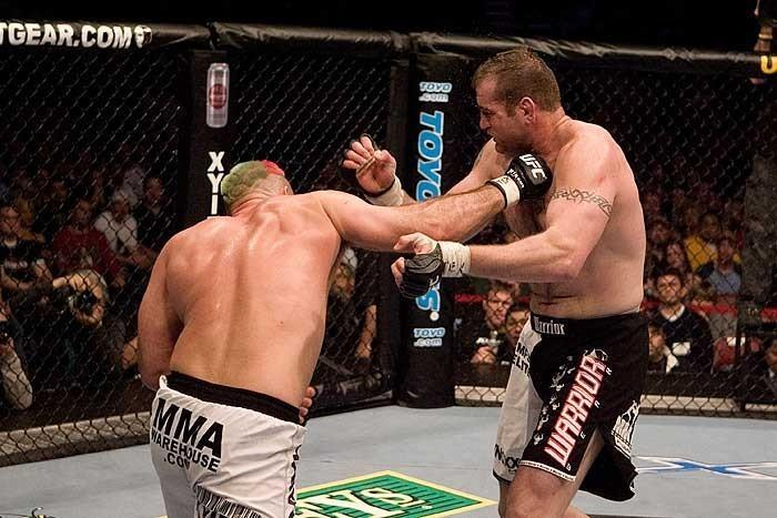 UFC 69: Shootout Brad Imes vs. Heath Herring