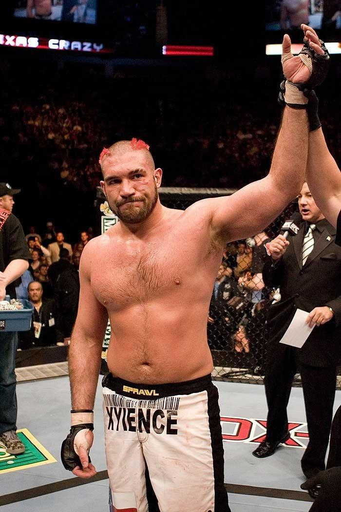 UFC 69: Shootout Heath Herring