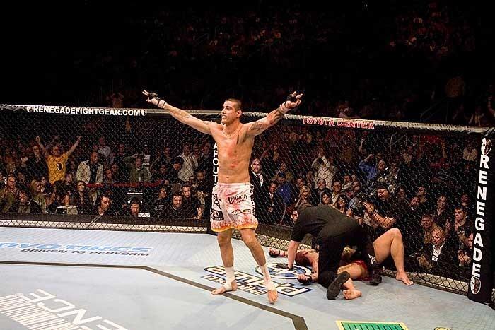 UFC 69: Shootout Kendall Grove
