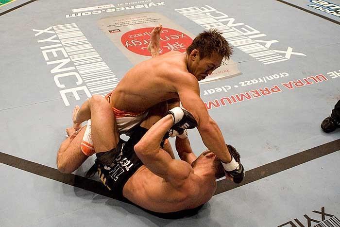 UFC 69: Shootout Yushin Okami vs. Mike Swick