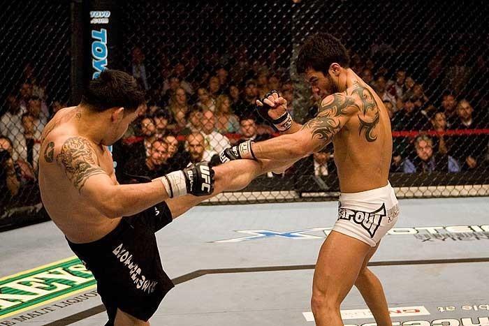 UFC 69: Shootout Roger Huerta vs. Leonard Garcia