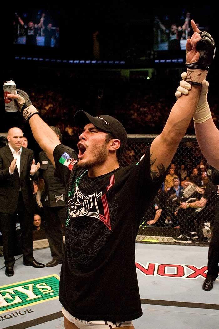 UFC 69: Shootout Roger Huerta