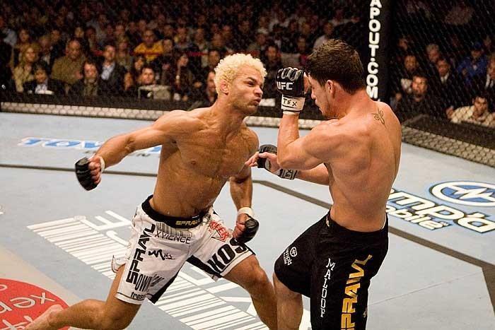 UFC 69: Shootout Diego Sanchez vs. Josh Koscheck
