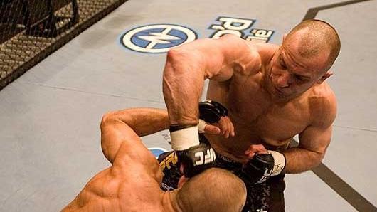 UFC 69: Shootout Georges St-Pierre vs. Matt Serra