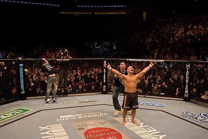 UFC 69: Shootout Matt Serra