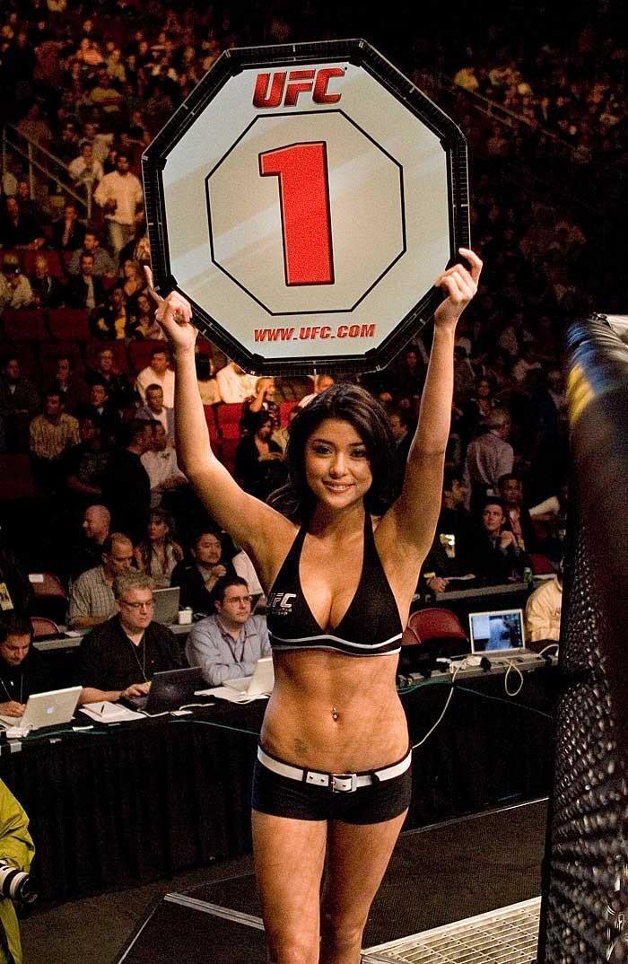 UFC 69: Shootout Arianny Celeste