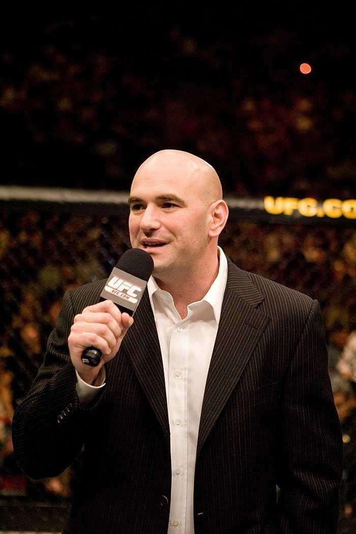 UFC 69: Shootout Dana White