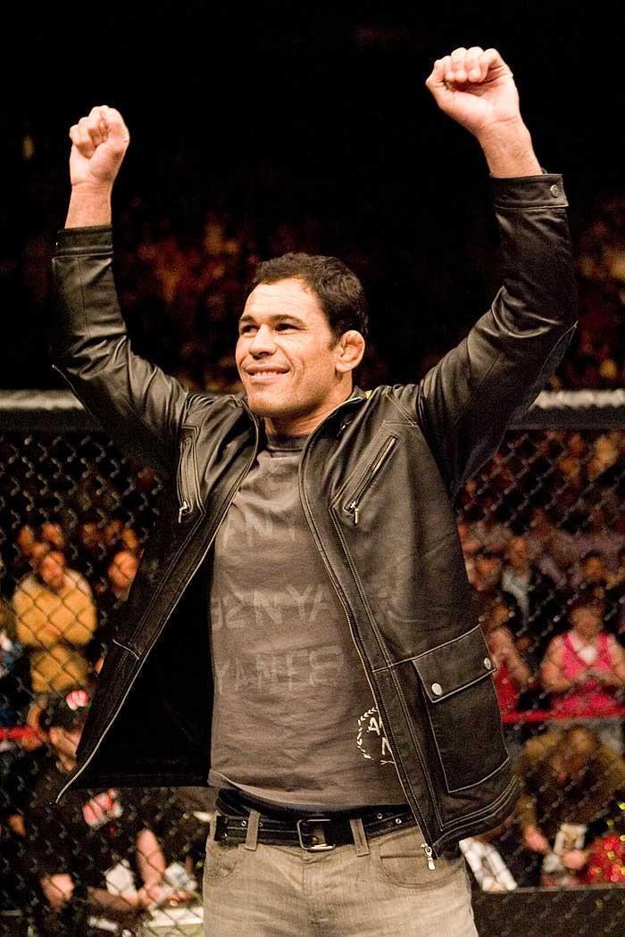 """UFC 69: Shootout Antonio Rodrigo """"Minotauro"""" Nogueira"""