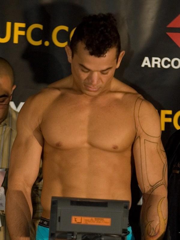Gleison Tibau UFC 65 Weigh In