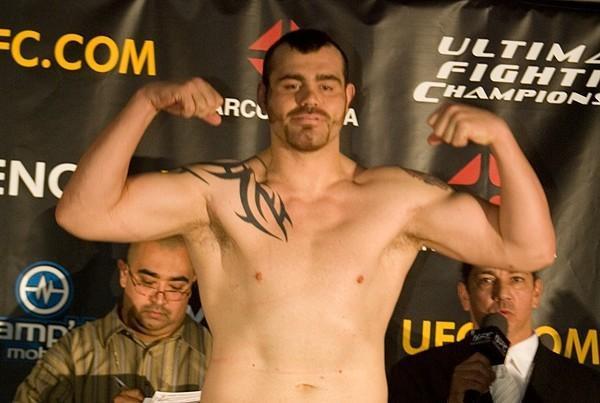 Tim Sylvia UFC 65 Weigh In