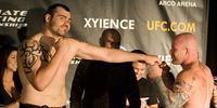 Tim Sylvia Jeff Monson UFC 65 Weigh In