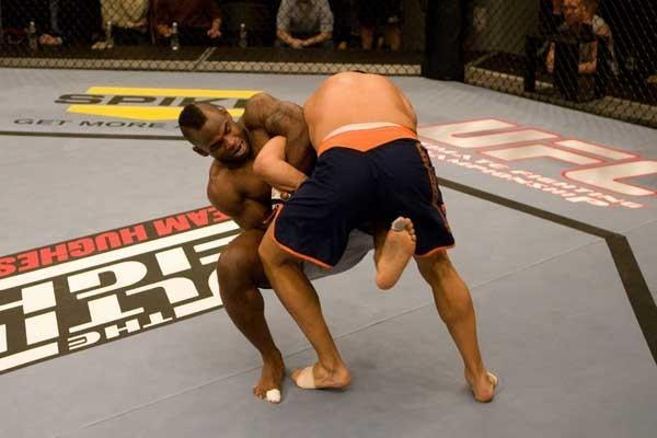 The Ultimate Fighter Episode 07 Sotiropoulos vs Rollins