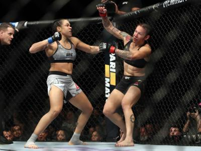 Amanda Nunes vs Cris Cyborg
