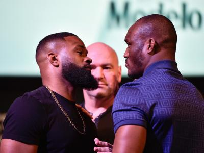 UFC 235: Woodley vs Usman