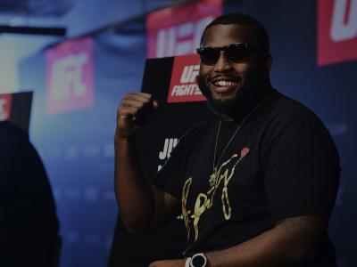 ADELAIDE, AUSTRALIA - NOVEMBER 29: Justin Willis during the UFC Fight Night Ultimate Media Day at the Hilton Hotel in Adelaideat on November 29, 2018 in Adelaide, Australia. (Photo by Mark Brake/Zuffa LLC/Zuffa LLC)