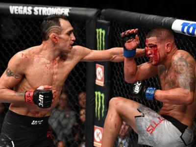 Tony Ferguson, Anthony Pettis