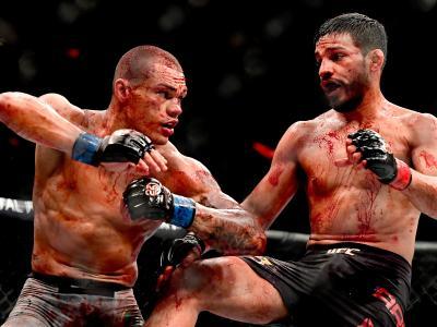 Sheymon Moraes venceu no UFC 230 por decisão dos juízes