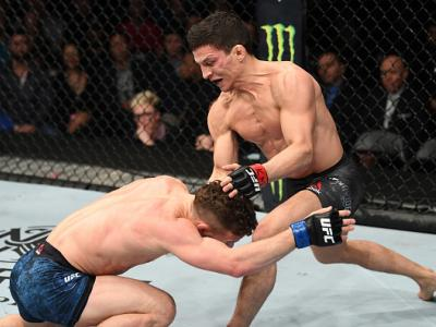 Joseph Benavidez vs Dustin Ortiz at UFC Brooklyn