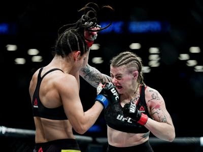 Joanne Calderwood UFC Brooklyn