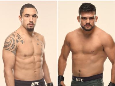POLL - Robert Whittaker vs Kelvin Gastelum