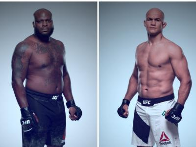 Derrick Lewis vs Junior Dos Santos poll IMAGE