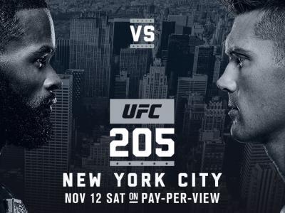 UFC 205: Tyron Woodley vs Stephen Thompson bout announcement (new version)