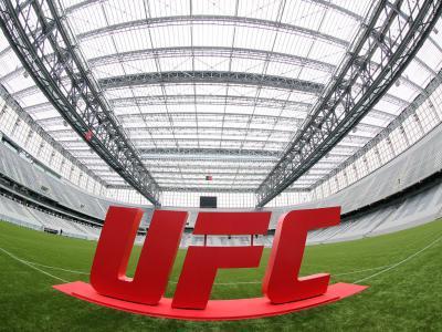 Arena Atlético Paranaense será palco do UFC 198, no dia 14 de maio, em Curitiba.