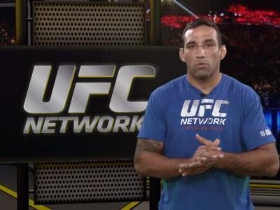 UFC on FOX 11 Werdum UFC Network