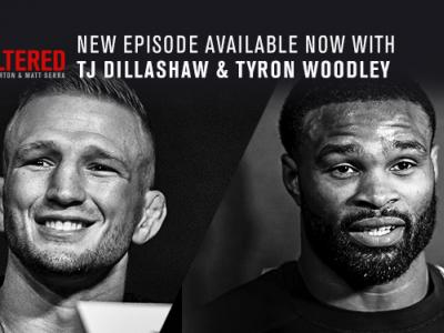 UFC Bantamweight champion TJ Dillashaw calls in and discusses his UFC 227 rematch with Cody Garbrandt, why the fight with Demetrious Johnson didn't come to fruition, Marlon Moraes as a potential number one contender, how his perspective has changed since