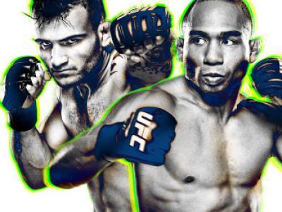 UFC Fight Night: Lineker vs. Dodson