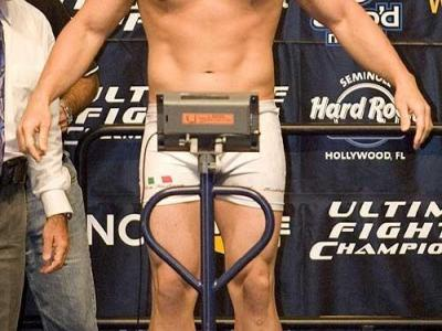 Seth Petruzelli TK3 Weigh In