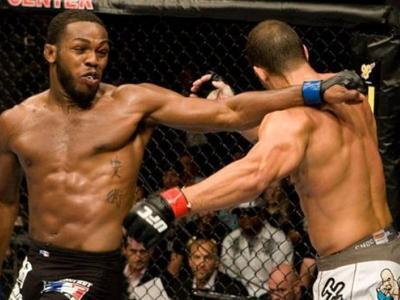 UFC 87 Jon Jones vs Andre Gusmao